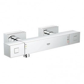 Grohe GROHTHERM CUBE - Mitigeur thermostatique douche 1/2""