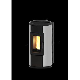 Ravelli – Infinity Plus 7 Glass - Poêle à Pellets 7 kw