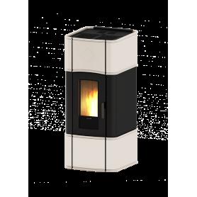 Ravelli – Classic 11 Céramique - Poêle à Pellets 11 kw