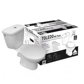 Toledo packs WC petit Prix