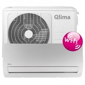 Climatiseur Fixe Qlima - Facile d'installation - Modèle au choix
