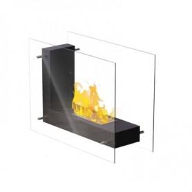 Foyer décoratif Qlima - FFB830 ou FFB8060 - Puissance au choix