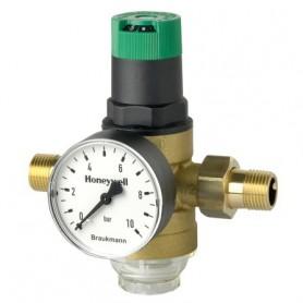 Réducteur de pression + manomètre