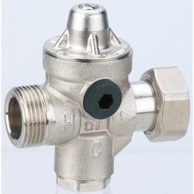 """Réducteur de pression compact à membrane 3/4"""""""