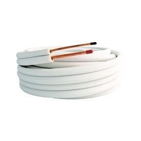 Cuivre frigorifique pour liaison Unité extérieure et intérieure - Modèle, diamètre et longueur au choix