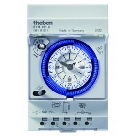 Horloge modulaires à segments 3 modules - Programme 24 heures
