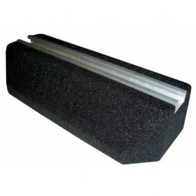 Support sol 600mm Sumo + Visserie - Pour unité extérieure