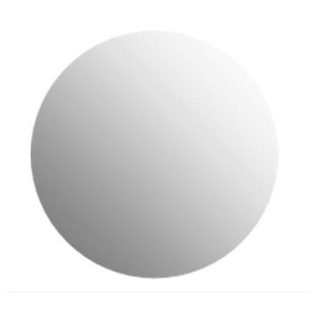 Miroir à forme Ronde - Floatglas 5mm - Dimensions au choix