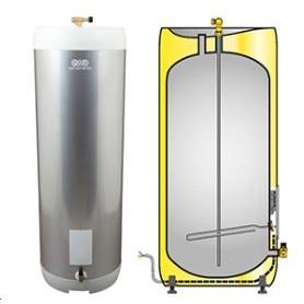 Boiler ECS électrique inox OSO DELTA