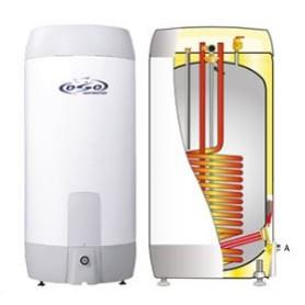Boiler ECS inox OSO SUPER COIL 150L Classe B