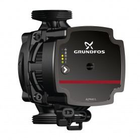 Grundfoss Alpha 1L - Circulateur Chauffage - Taille/puissance au choix