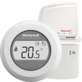 Honeywell Round Connect Thermostat d'Ambiance