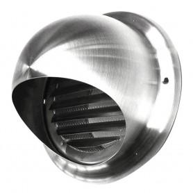 Grille d'aeration Sphérique INOX